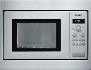 Siemens-Mikrowelle-HF15M552-Edelstahl