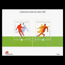 Portugal 2008 - European Football Championship Sports Soccer - Sc 3005 MNH