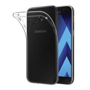 Handyhuelle-fuer-Samsung-Galaxy-A5-2017-Schutz-Case-Slim-Huelle-Cover-Silikon-TPU