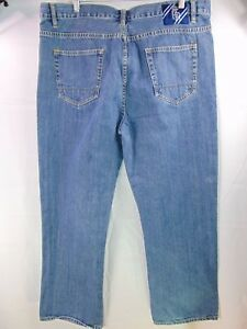 Austin Reed London Denim Blue Jeans Men S 38x32 Ebay