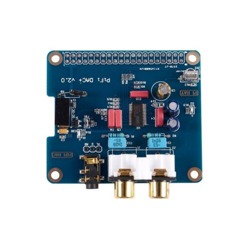 PIFI Digi DAC HIFI DAC Audio-Soundkartenmodul I2S-Schnittstelle FÜR Raspberr x1k