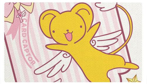 Anime Card Captor Shoulder Bag Sakura Kinomoto Cute Kero Handbag Shopping Bag