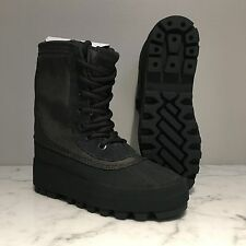adidas Yeezy 950 Pirate Black BOOTS 10 AQ4831 for sale