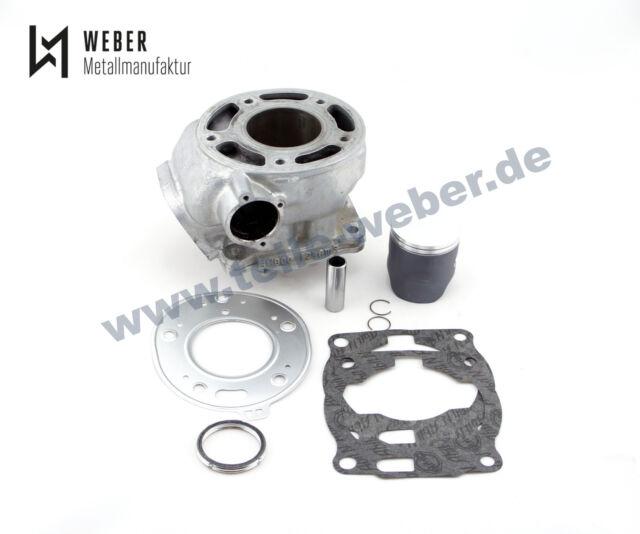 3MB00 Kit Cylindre, Wössner Piston Joints Yamaha Dt TZR Sachs KTM 125