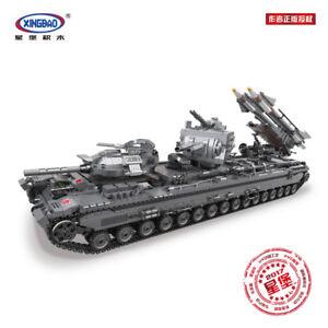 Xingbao-Spielzeug-Bausteine-Series-Tank-Spielzeug-Modellbausaetze-Baukaesten