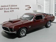 Danbury Mint 1969 Ford Mustang Boss 429