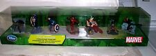 DISNEY STORE EXCLUSIVE MARVEL THE AVENGERS FIGURINE PLAY SET IRON MAN ANT-MAN