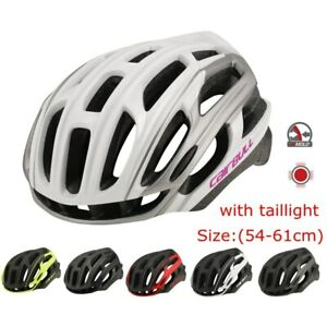 Cairbull MTB Road Bike Bicycle Helmet Cycling Mountain With Lights Adult Sports