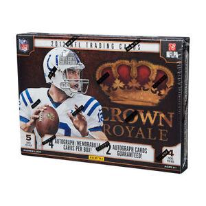2013-Panini-Crown-Royale-Football-Hobby-Box