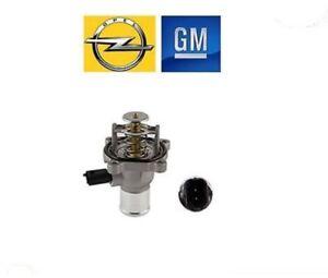 55577072O-Termostato-raffreddamento-Alfa-Romeo-Fiat-Opel-MARCA-OPEL-ORIG