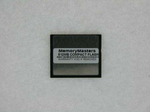 512MB Compact Flash CF Memory Card 100% Genuine New