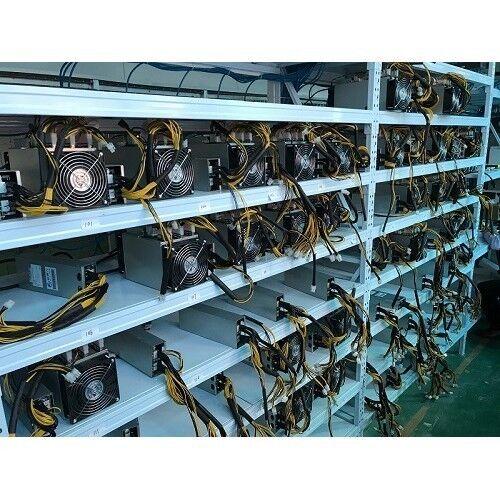 Bitmain X3 250KH Guaranteed 7 days Mining ContractCryptoNight OVERCLOCKED!!!!!!