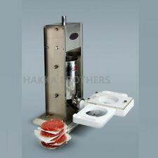 Hakka 15 Lbs 7l Stainless Steel 2 Speed Sausage Stuffer With Burger Attachment