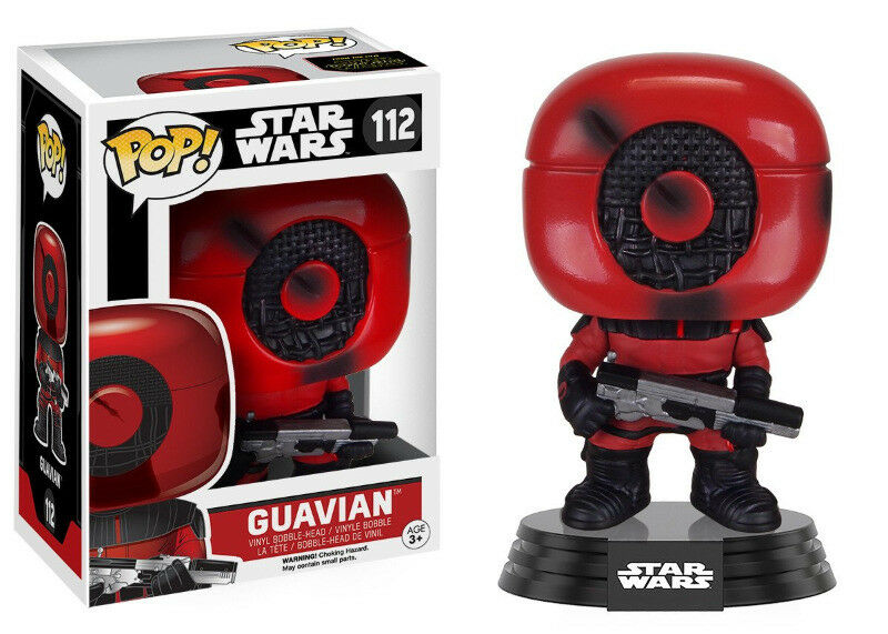 Funko Pop! Star Wars - The Force Awakens - Guavian (new)