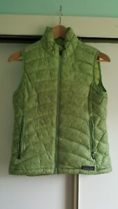 Womens Warmer Patagonia Ladies Xs Gilet Green Body Down 47w1qxY