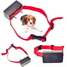 Anti Bark Electronic No Barking Dog Training Shock Control Collar Trainer HR