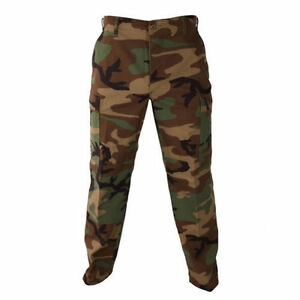 BDU Pants USGI - Sizes small to large - No rips - Rip-stop or twill - Good Cond