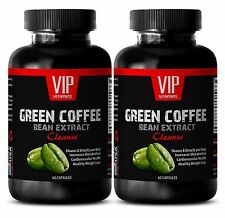 Green coffee diet support -GREEN COFFEE BEEN EXTRACT -Boosting metabolism- 2B