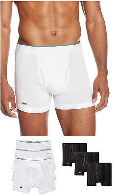 Mens Lacoste Cotton Boxer Shorts