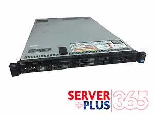 Dell-PowerEdge-R620-4Bay-Server-2x-E5-2680V2-2-8GHz-10Core-128GB-4x-Tray-H710p