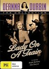Deanna Durbin - Lady On A Train (DVD, 2014)