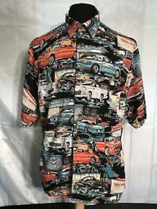 Thunderbird-50th-Anniversay-Hawaiian-Shirt-by-Reyn-Spooner