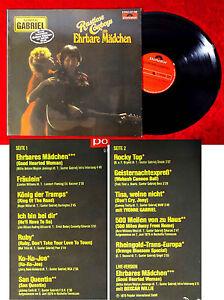 LP-Gunter-Gabriel-Rastlose-Cowboys-und-ehrbare-Maedchen-Polydor-2371-982-D1979