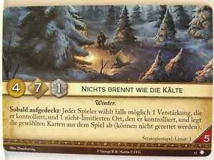 1x #095 Die Rote Viper Oberyns Rache A Game of Thrones 2.0 LCG