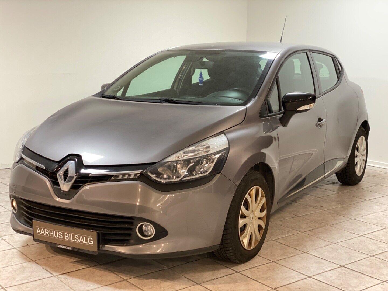 Renault Clio IV 0,9 TCe 90 Dynamique 5d - 74.900 kr.