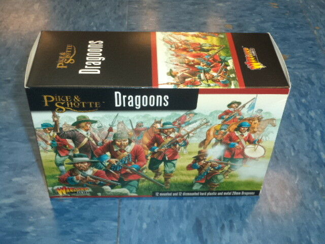 drakes Pike och Svarmte Set Warlord spel nya &