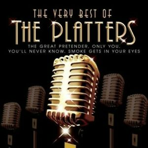 The-Platters-The-Very-Best-Of-The-Platters-New-CD