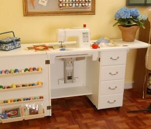 Image Is Loading Arrow Norma Jean Sewing Cabinet Fits Bernina 8