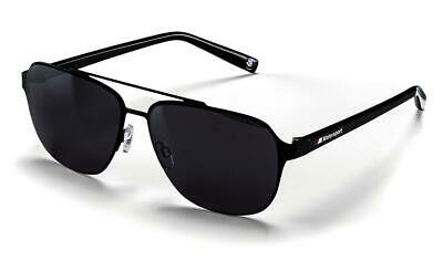 Genuine BMW Stainless Steel M Motosport Sunglasses Unisex 80252461133