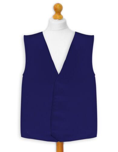 Cartoon Royal Wedding Hearts Design Novelty Waistcoat Fancy Dress Union Jack