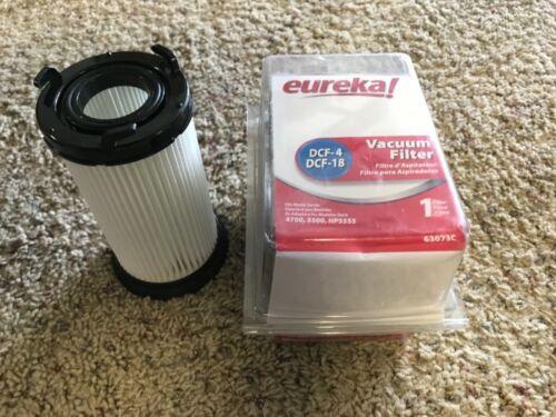 62132 4700 5500 HP5555 DCF-18 HEPA Filter replaces 28608B Genuine Eureka DCF-4
