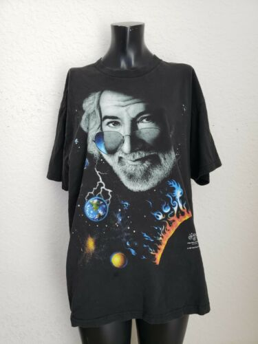 Vintage Jerry Garcia Greatful Dead 1995 T Shirt 2X