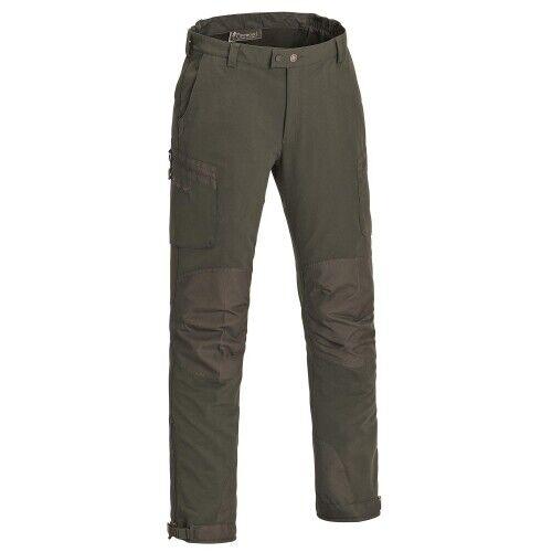 Pinuovoood Wild Mark STRETCH UOMO Weerhose verde Uomo all'aperto Trekre pantaloni