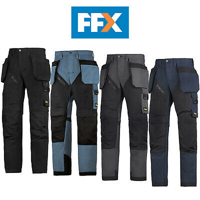 Snickers 6203 RuffWork Work Trousers Holster Pockets
