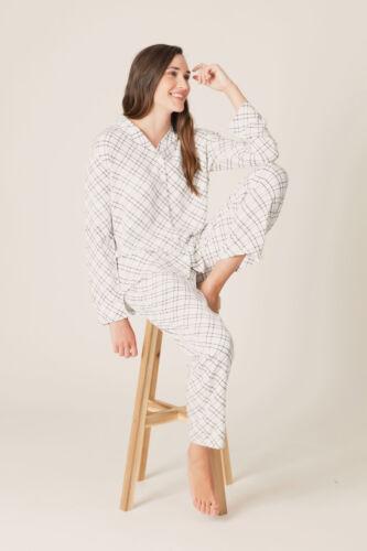 "36 38 40 42 44 NP 89,99 € Marie Jo /""Rem/"" Pyjama in natur Gr"