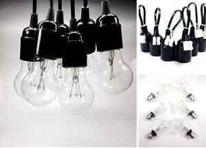 Gluehlampen-Set-6x-Lampen-75W-Fassung-Schraubenzieher-Preiswert-Gluehbirnen