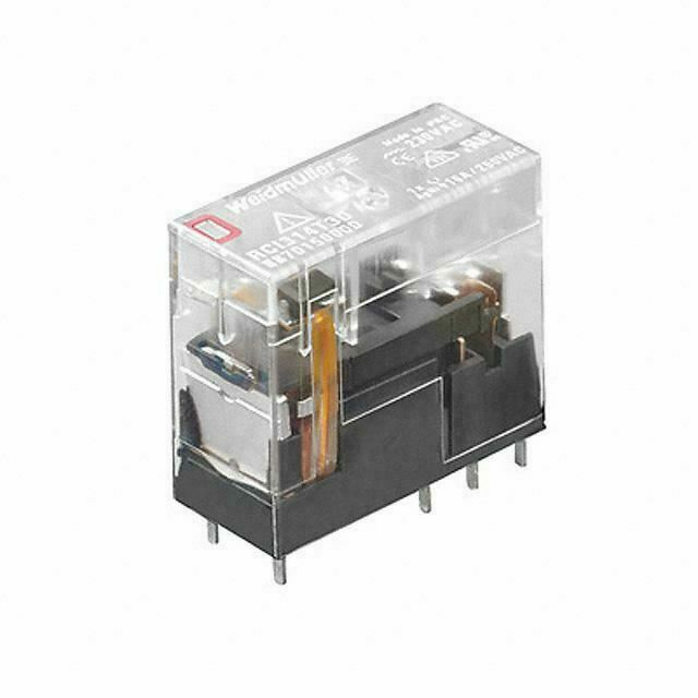 Electromagnetic Relay SPDT 12VDC 16A/240VAC 16A/24VDC RCI314012 Weidmuller RoHS