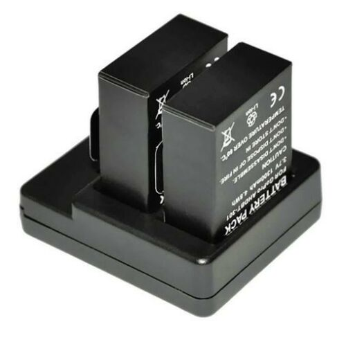 HERO3 Dual Battery Charger for GoPro HERO3