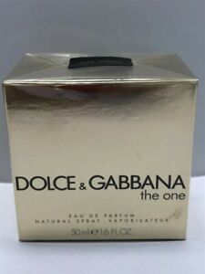 Dolce-amp-Gabbana-The-One-1-6-oz-50-ml-Eau-de-Parfum-Spray-Women-Sealed