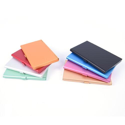 New Men/'s Leather ID Card Holder Zip Wallet Purse Clutch Checkbook BillfoldE4W..