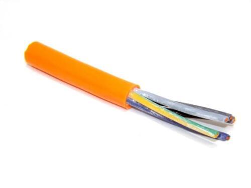 H07BQ-F PUR-Leitung Baustellenkabel PUR-Kabel Meterware 3x1,5 5x1,5 5x2,5 orange