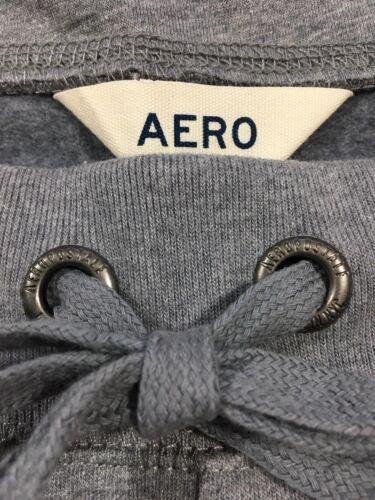 Aeropostale Aero Womens Gray Hoodie /& Sweat Pants Matching Set Flare XS S M L XL