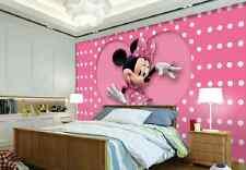 3D Pink Dream Cartoon Girl 57 Wall Paper Wall Print Decal Wall Deco AJ WALLPAPER