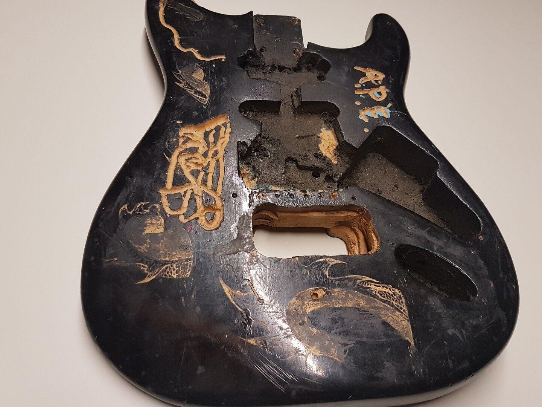 80's str Custom carved str 80's  t Body 34b6f0