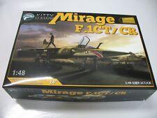 Kitty Hawk KH80111 1/48 Mirage F.1CT/CR