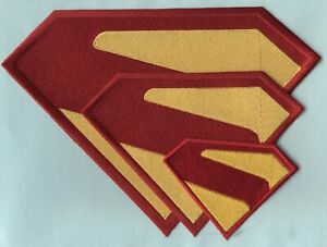 Superman-Kingdom-Come-Crisis-on-Infinite-Earths-Chest-Logo-choice-of-sizes